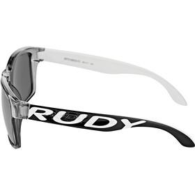Rudy Project Spinhawk Loud Gafas de sol, crystal ash white - rp optics laser black